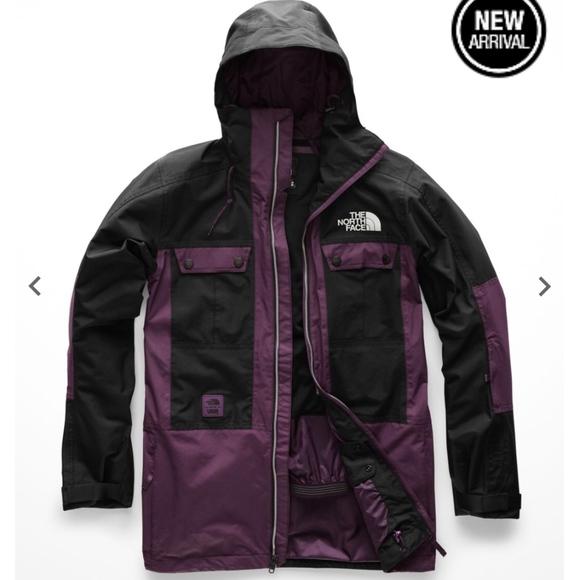 18dcfd84b The North Face X Vans Blake Paul Jacket Size L
